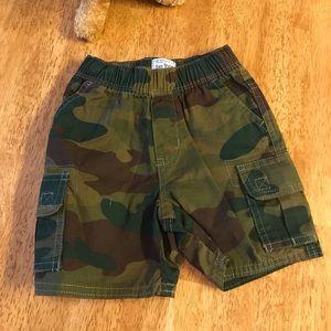 Toddler Camo Shorts